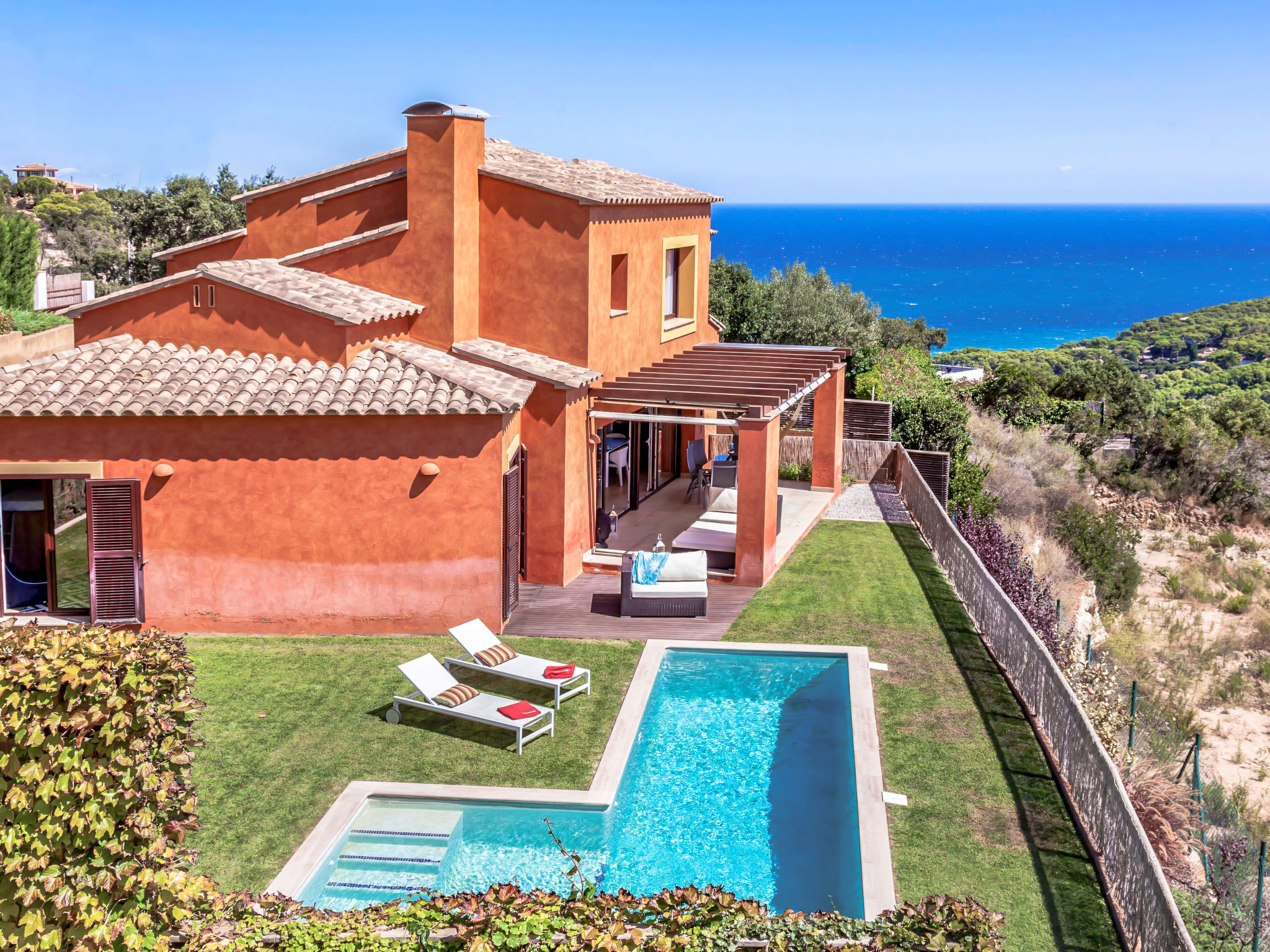 Villa Jandalo,Begur,Costa Brava #1