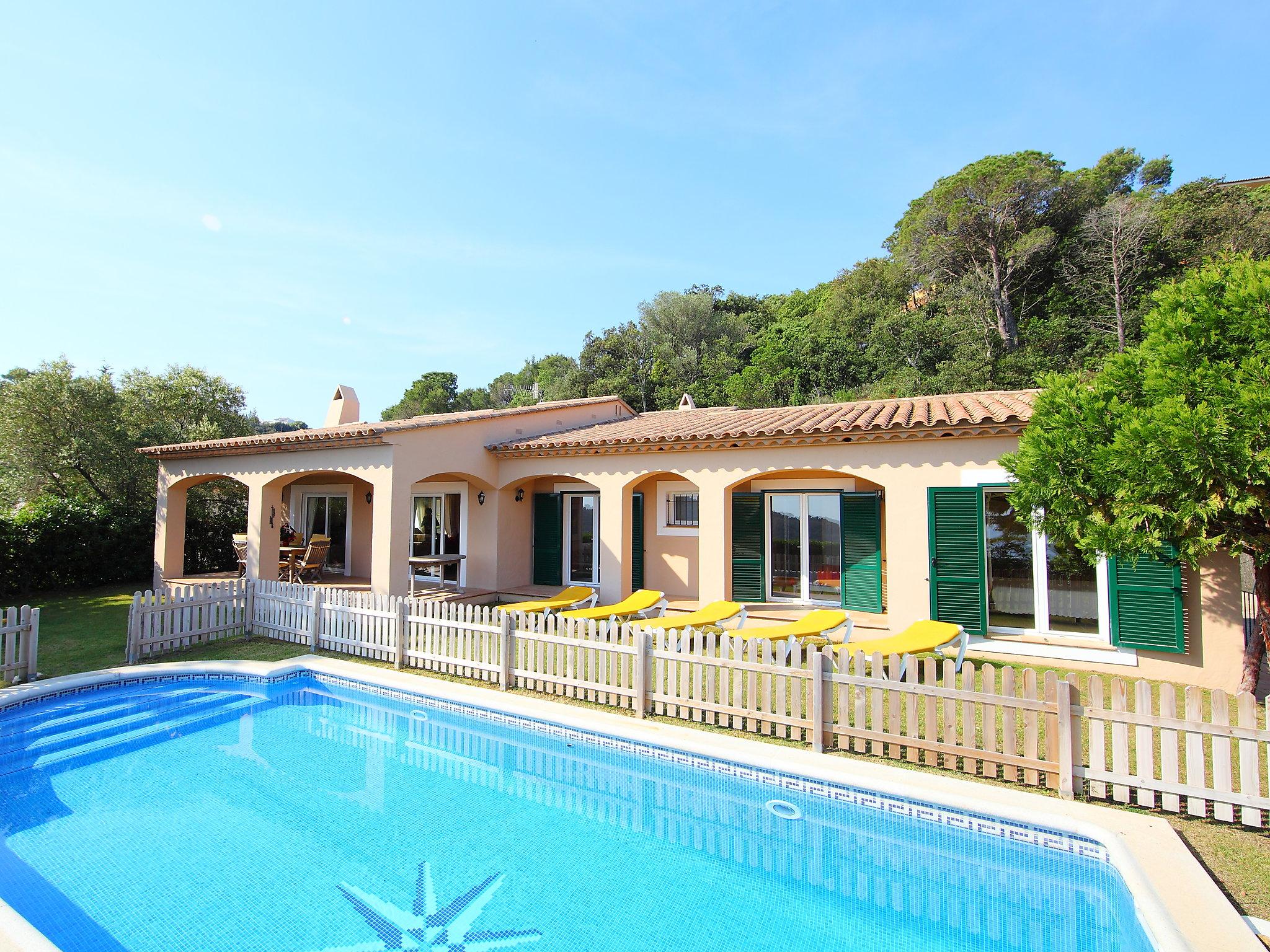 Villa Villa Dubos,Begur,Costa Brava #1