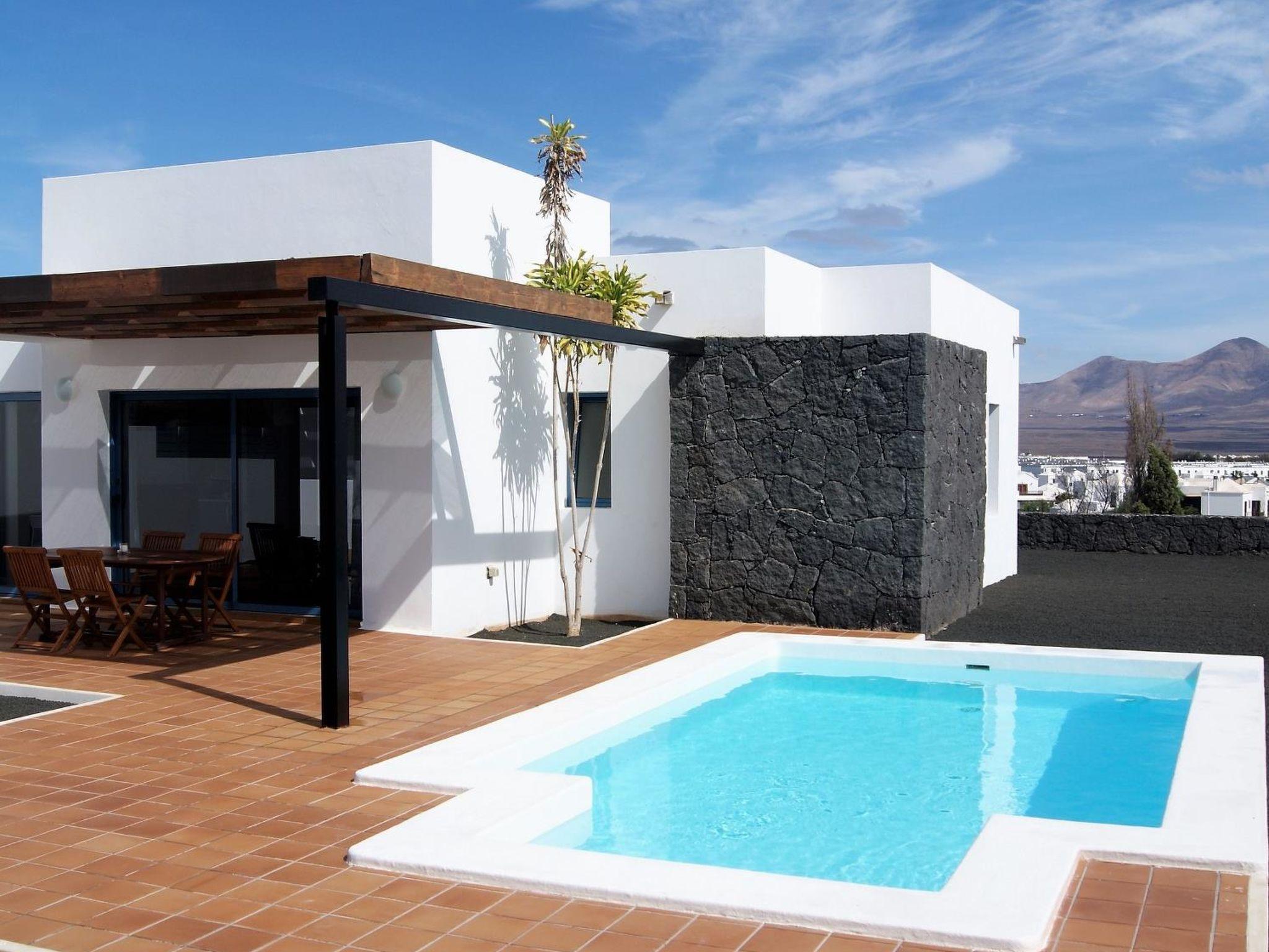 Location villa playa blanca lanzarote maison espagne carneola for Location villa lanzarote avec piscine