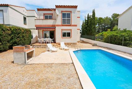 Villa Angola,L'Ametlla de Mar,Costa Dorada 1