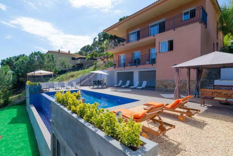Villa Gleymar,Lloret de Mar,Costa Brava #2