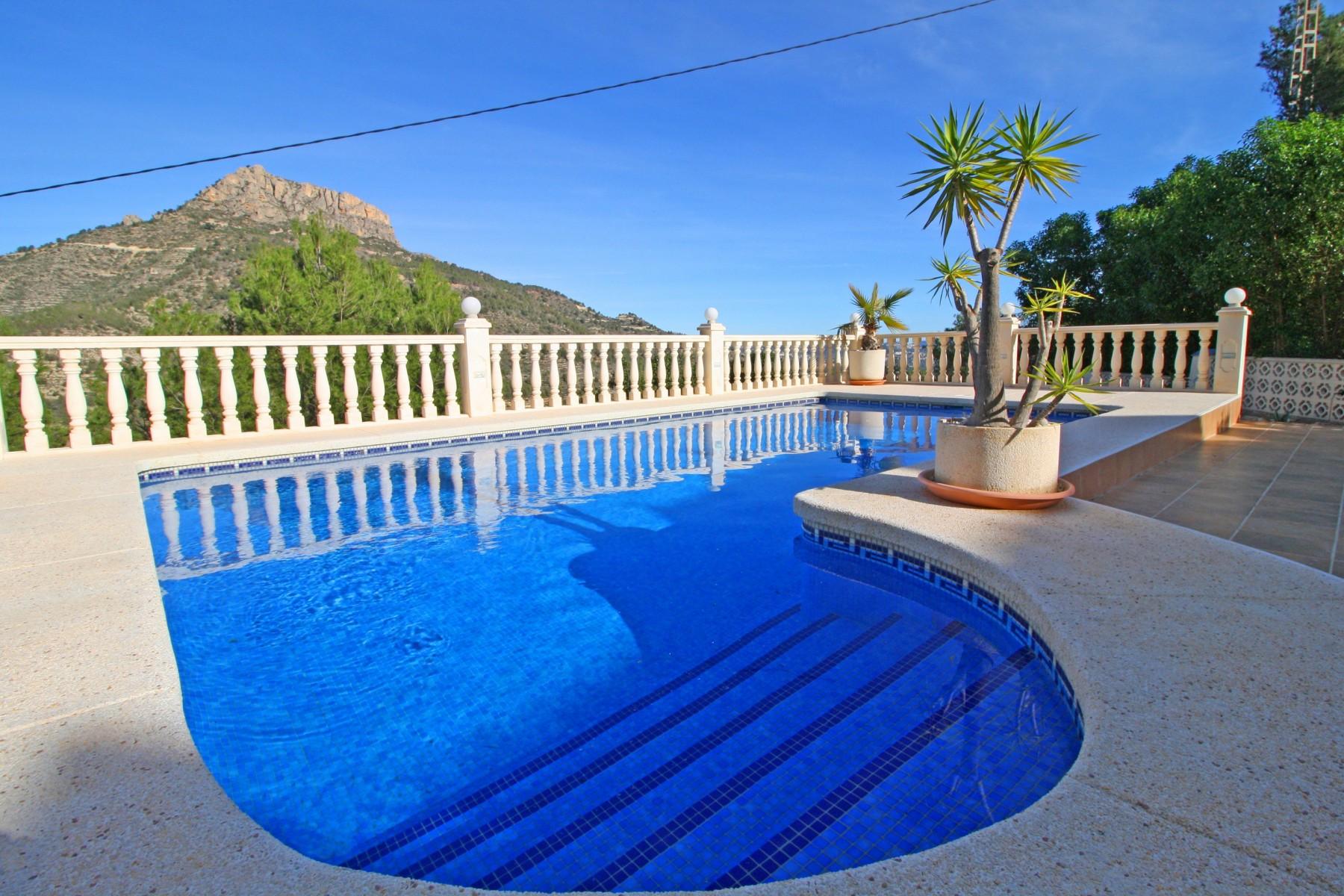 Villa Annalena,Calpe,Costa Blanca #1