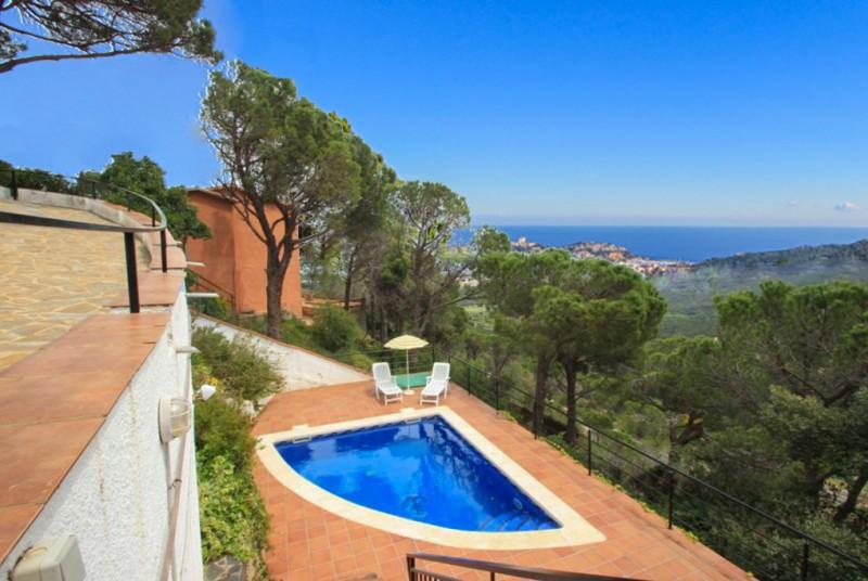 Holiday home sant feliu de guixols costa brava villa spain for rent nova view - Casas en sant feliu de guixols ...