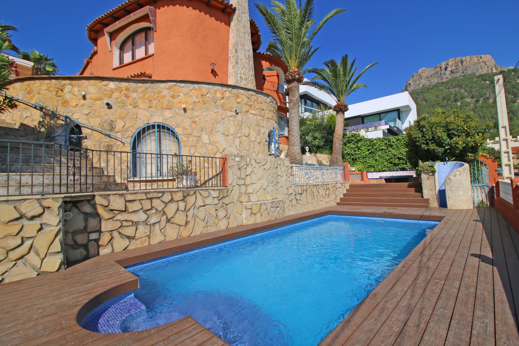 Villa Kinnat,Calpe,Costa Blanca #2