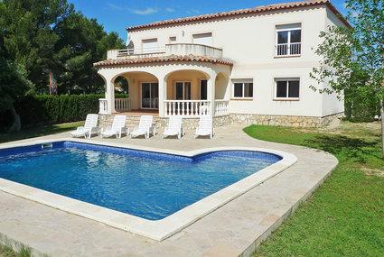 Villa Cercis,L'Ametlla de Mar,Costa Dorada 1