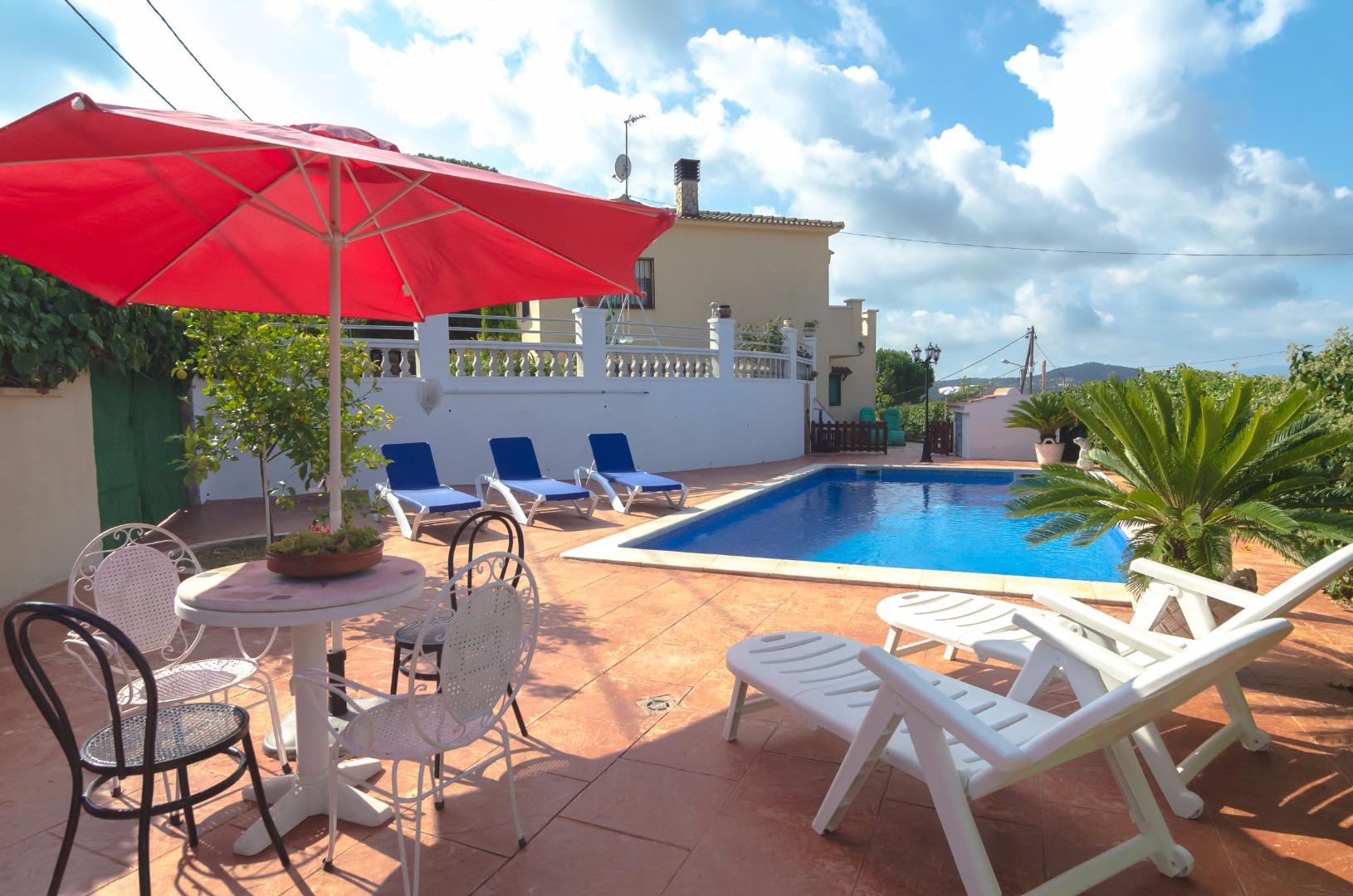 Villa Talamanca,Lloret de Mar,Costa Brava #1