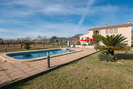 Villa Marciaga,Lloseta,Mallorca 2