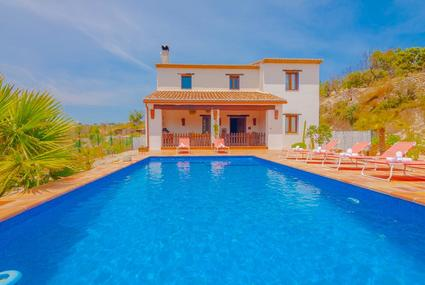 Villa Yvonne,Benissa,Costa Blanca 1