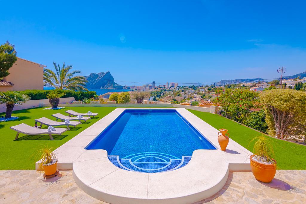 Villa Minet,Benissa,Costa Blanca #1