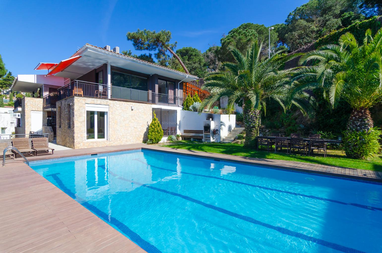 Villa Argapura,Lloret de Mar,Costa Brava #1