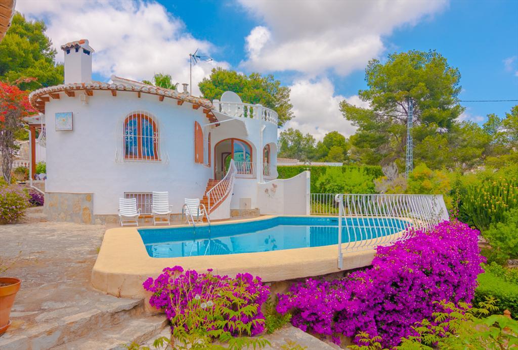 Villa Brooke,Benissa,Costa Blanca #1