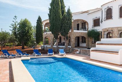 Villa Nurcia,Javea,Costa Blanca 1
