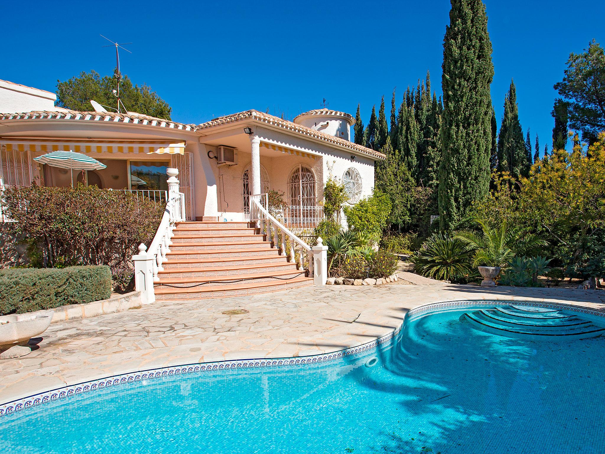 Villa Stornell,Altea,Costa Blanca #1