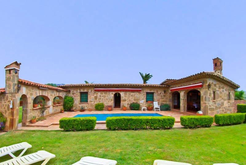 Villa Descanso,Playa d Aro,Costa Brava #1