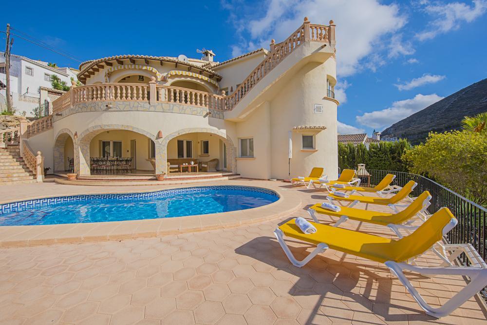 Villa Claudius,Moraira,Costa Blanca #1