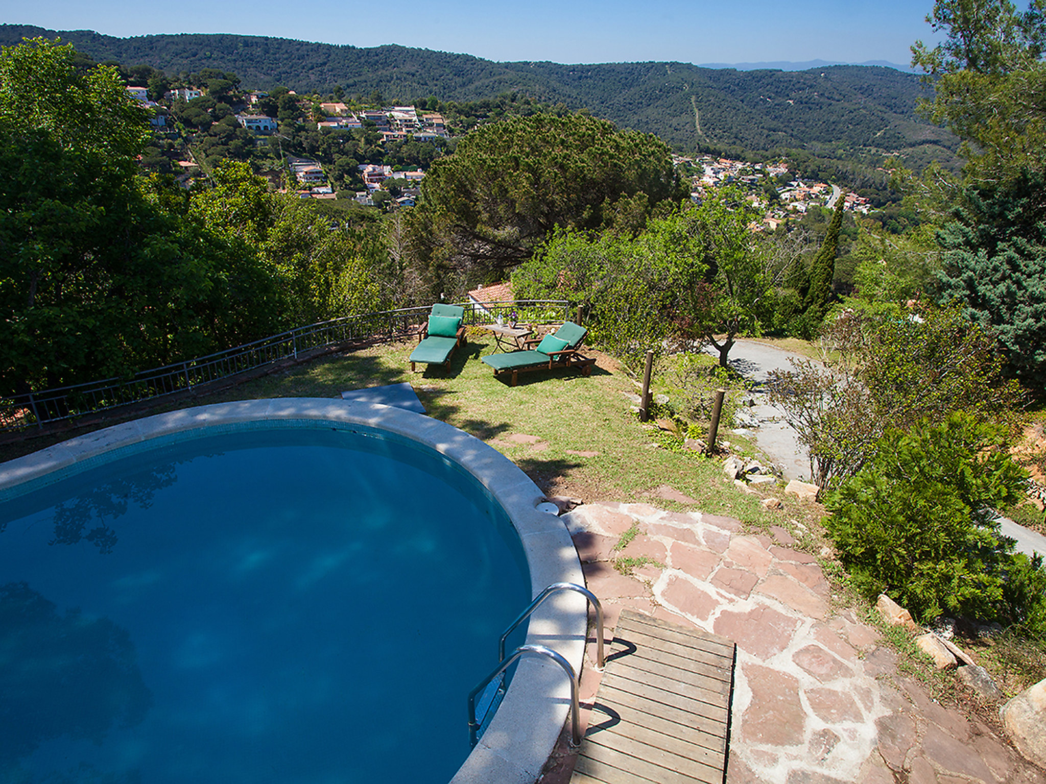 Villa Ginesteres,Argentona,Costa Brava #2