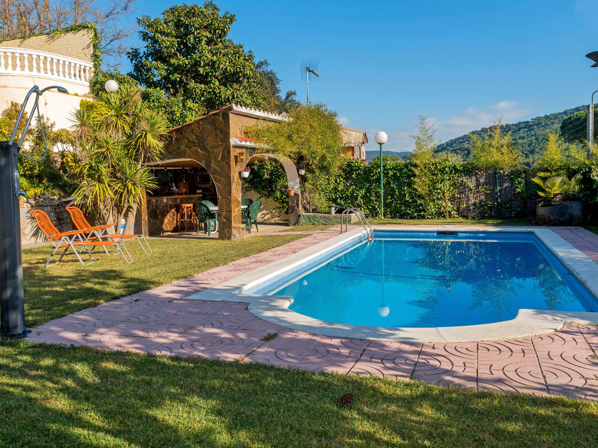 Villa Raimi,Argentona,Costa Brava #2