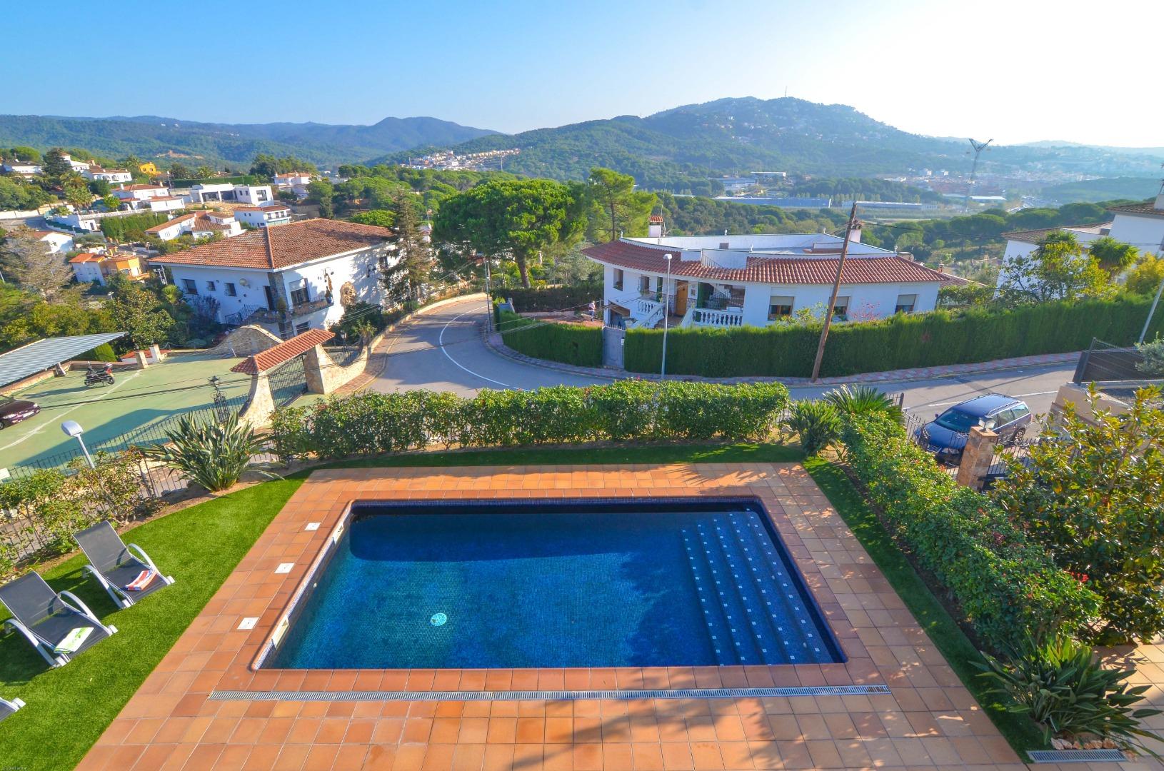 Villa Bouvardia,Lloret de Mar,Costa Brava #2