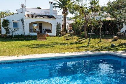 Villa Castelo,Javea,Costa Blanca 1