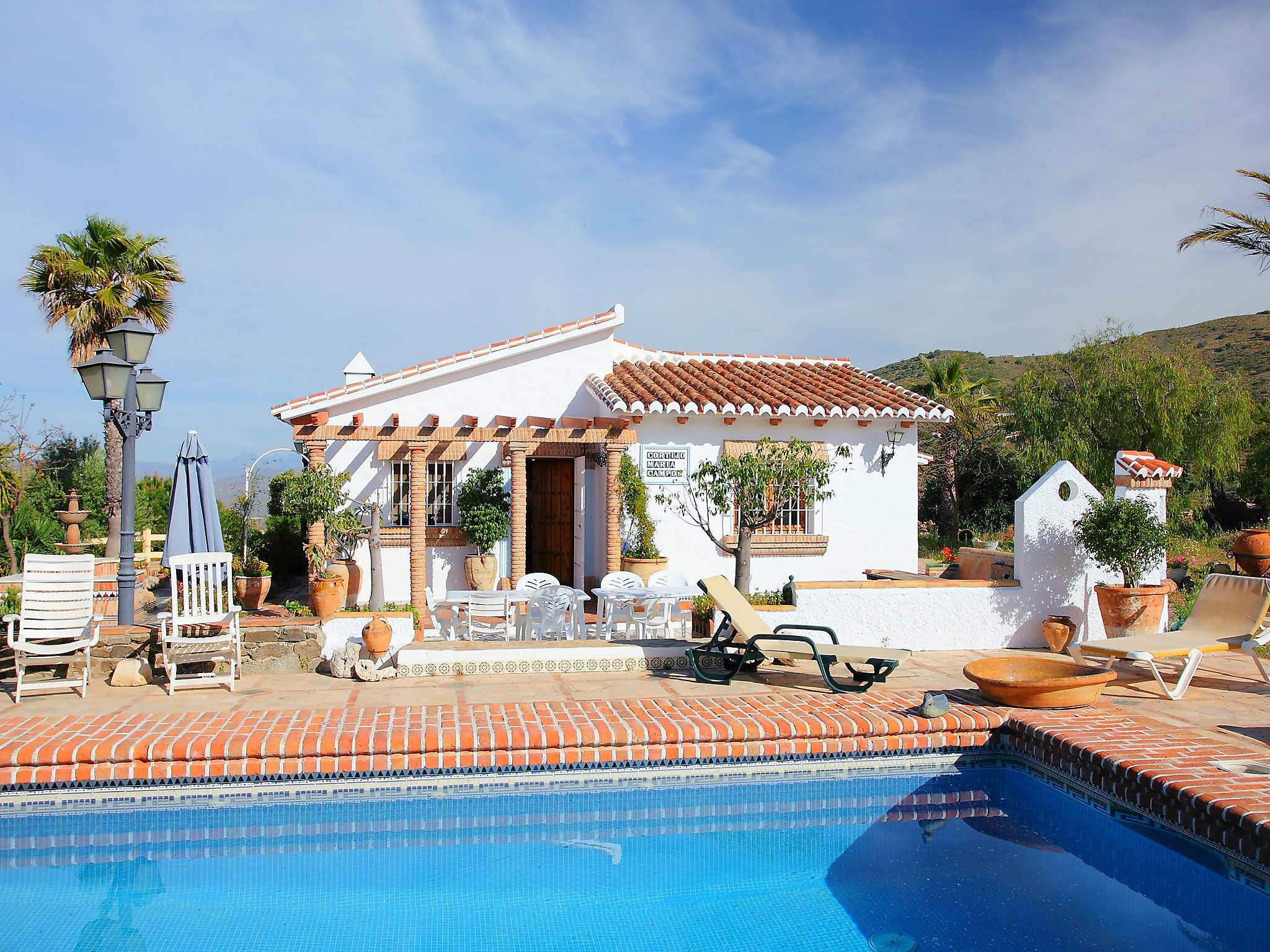 Holiday Home V 233 Lez M 225 Laga Costa Del Sol Villa Spain For