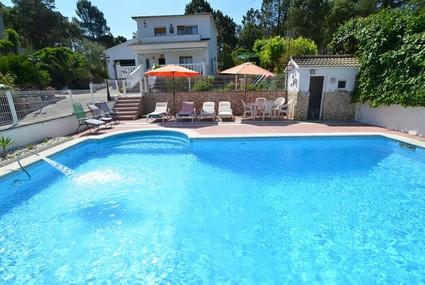 Villa Sisley,Vidreres,Costa Brava 1