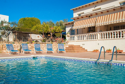 Villa Fonic,El Vendrell,Costa Dorada 4