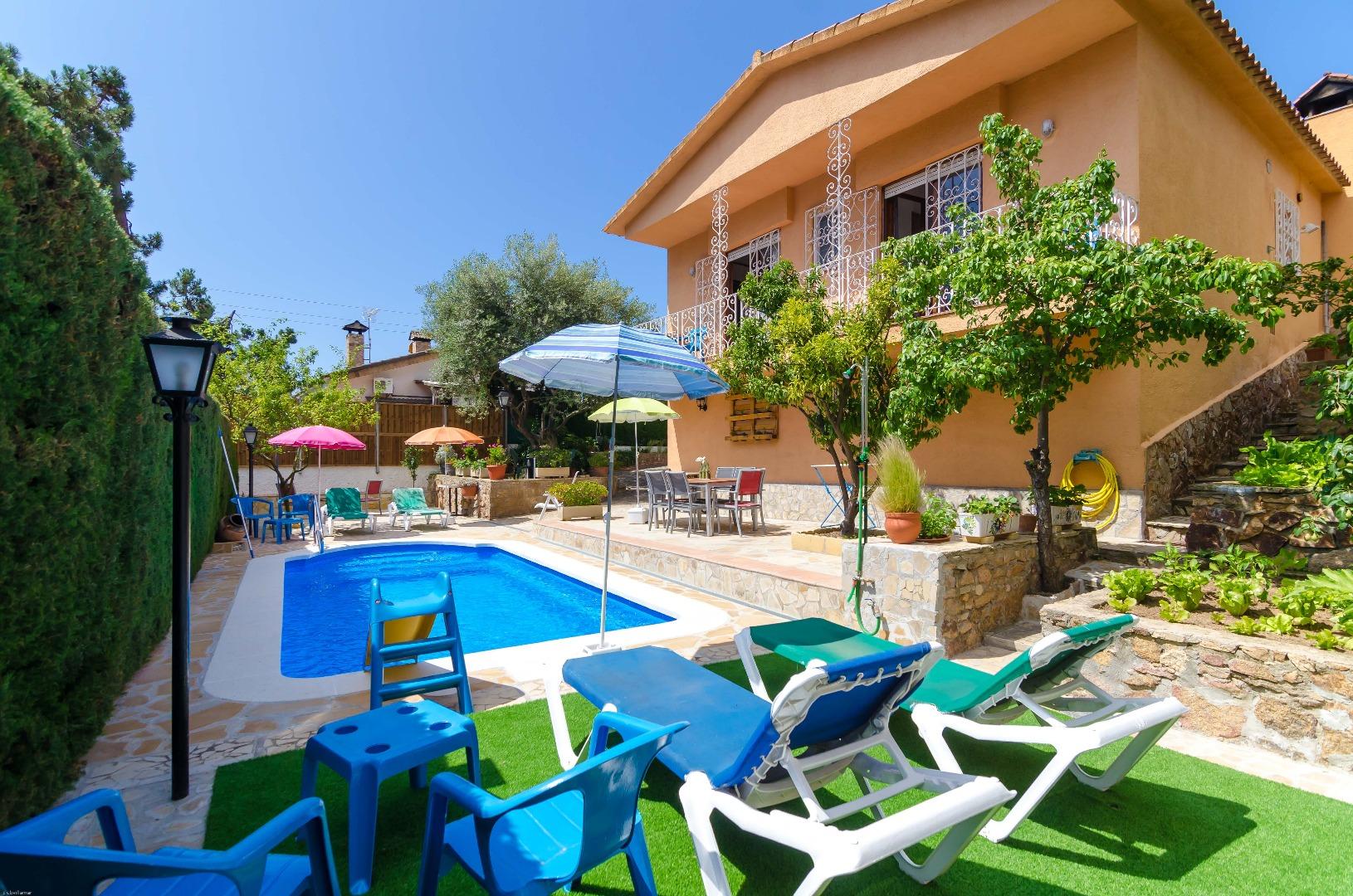 Villa Cesca,Lloret de Mar,Costa Brava #1