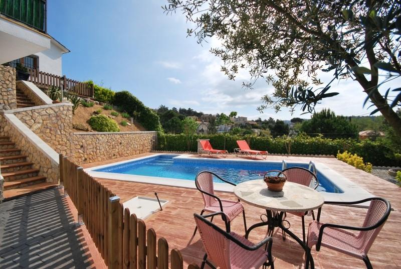 Villa Gamiz,Lloret de Mar,Costa Brava #2
