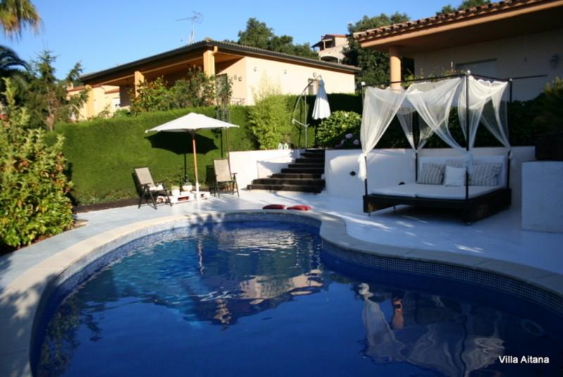 Villa Aitana,Santa Cristina de Aro,Costa Brava #2