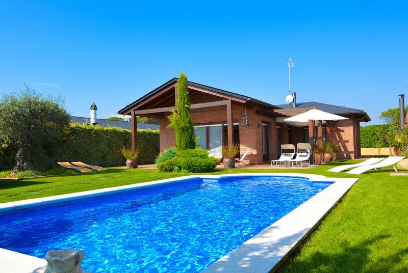 Villa Plasencia,Vidreres,Costa Brava #1