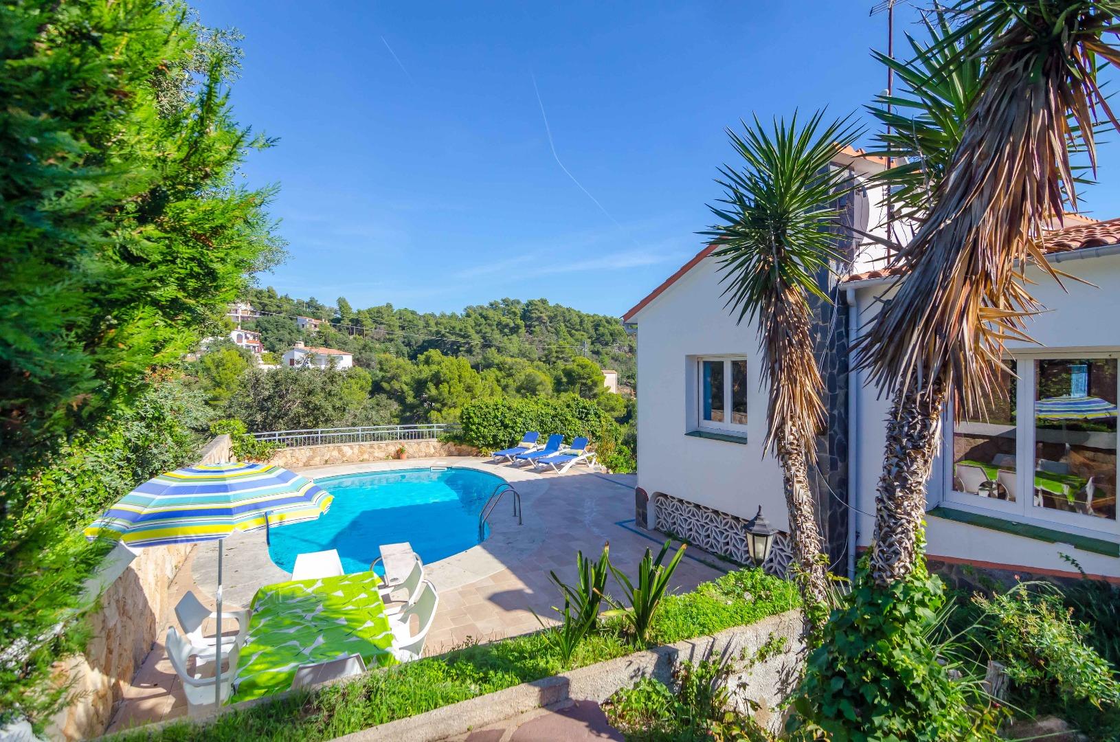 Villa Dagmar,Tossa de Mar,Costa Brava #1