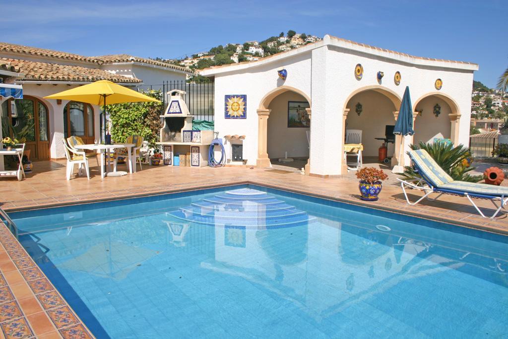 Villa Caterham,Moraira,Costa Blanca #2