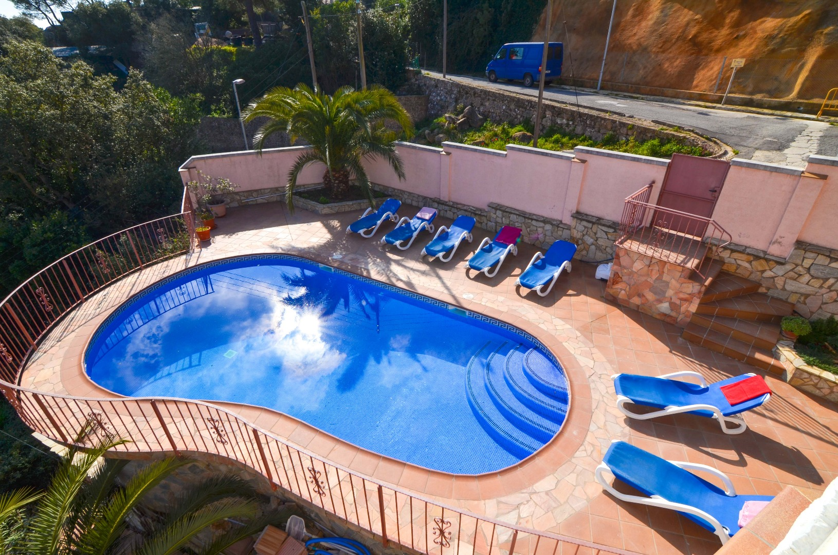 Villa Apartment Tahiti 2,Lloret de Mar,Costa Brava #1