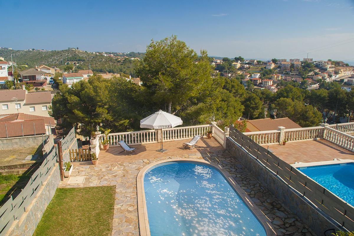 Villa Snooker,Segur de Calafell,Costa Dorada #1