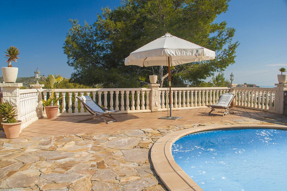Villa Snooker,Segur de Calafell,Costa Dorada #2