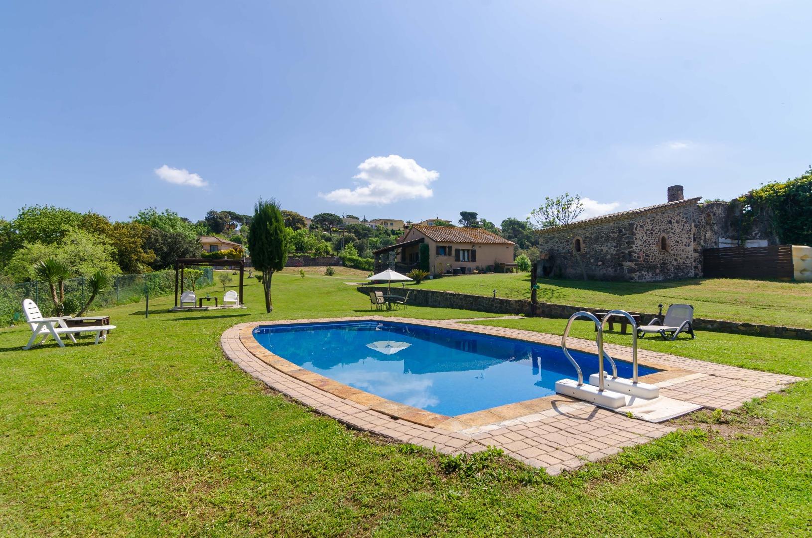 Villa Can Cuca,Macanet de la selva,Costa Brava #2