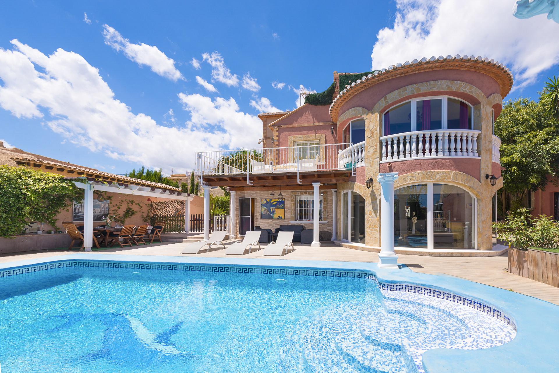 Villa Malaguti,Calpe,Costa Blanca #1