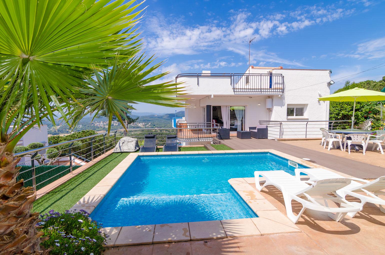 Villa Sanur,Lloret de Mar,Costa Brava #1