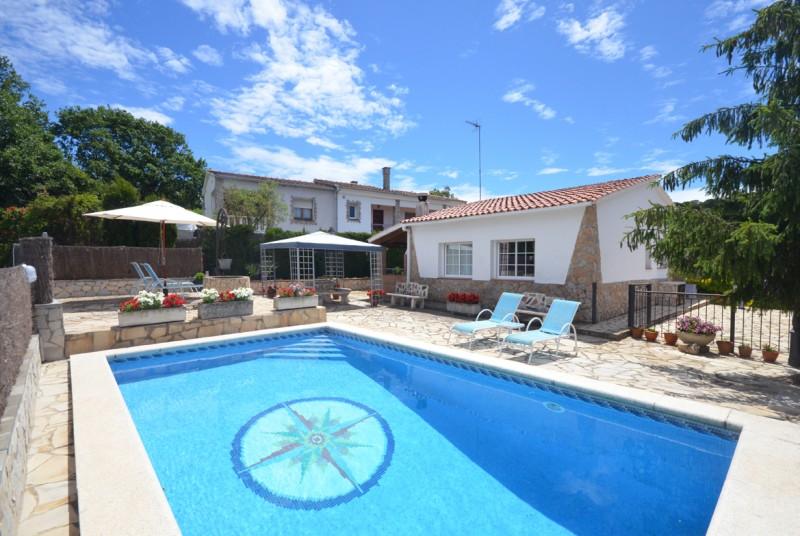 Villa Trudy,Lloret de Mar,Costa Brava #1
