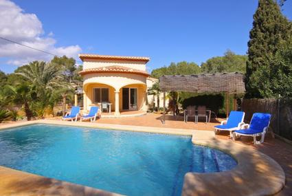 Villa Meadow,Calpe,Costa Blanca 1