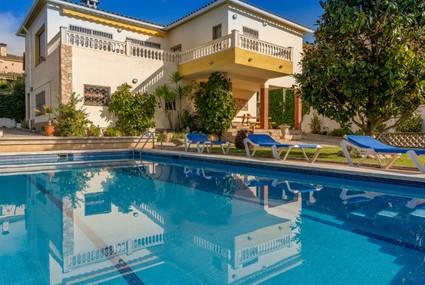 Villa Abanico,Lloret de Mar,Costa Brava 1