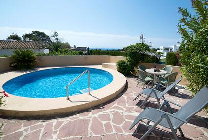 Villa Claptone,Moraira,Costa Blanca 1