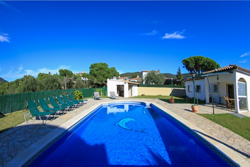 Villa Chamonia,Calonge,Costa Brava #2