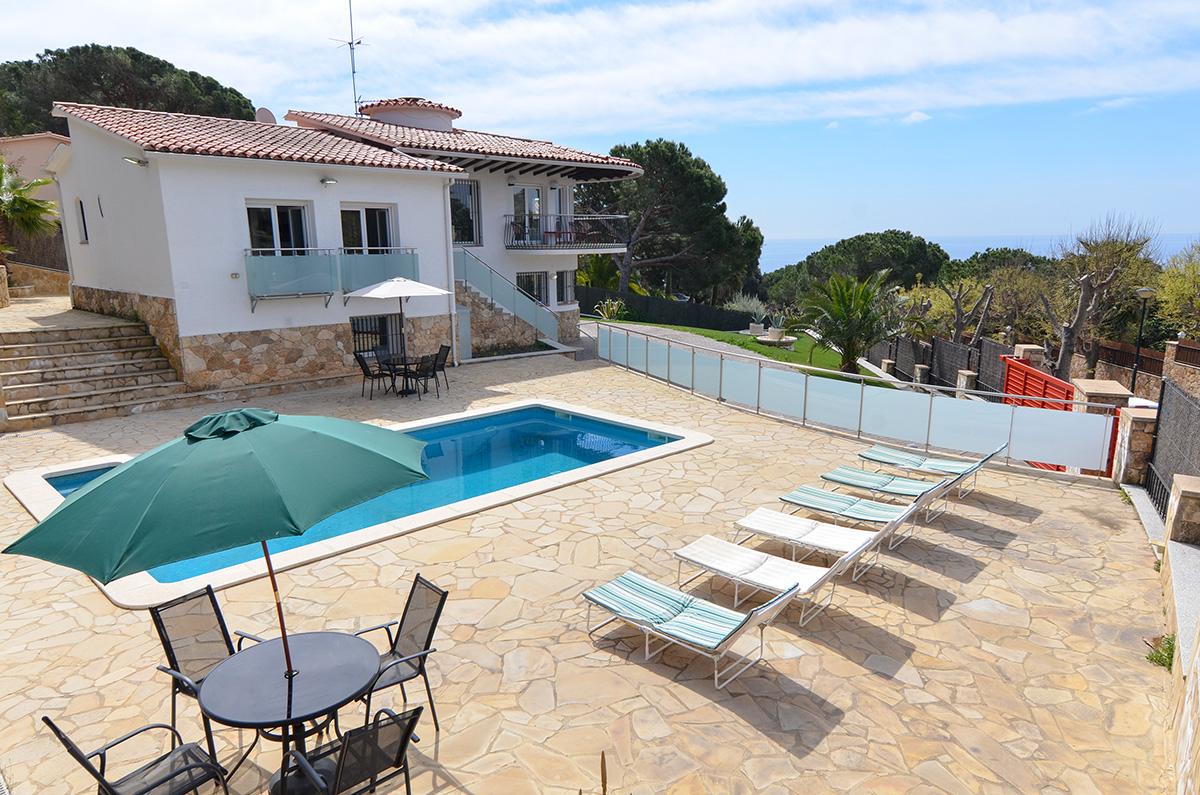 Villa Papagayo,Lloret de Mar,Costa Brava #1