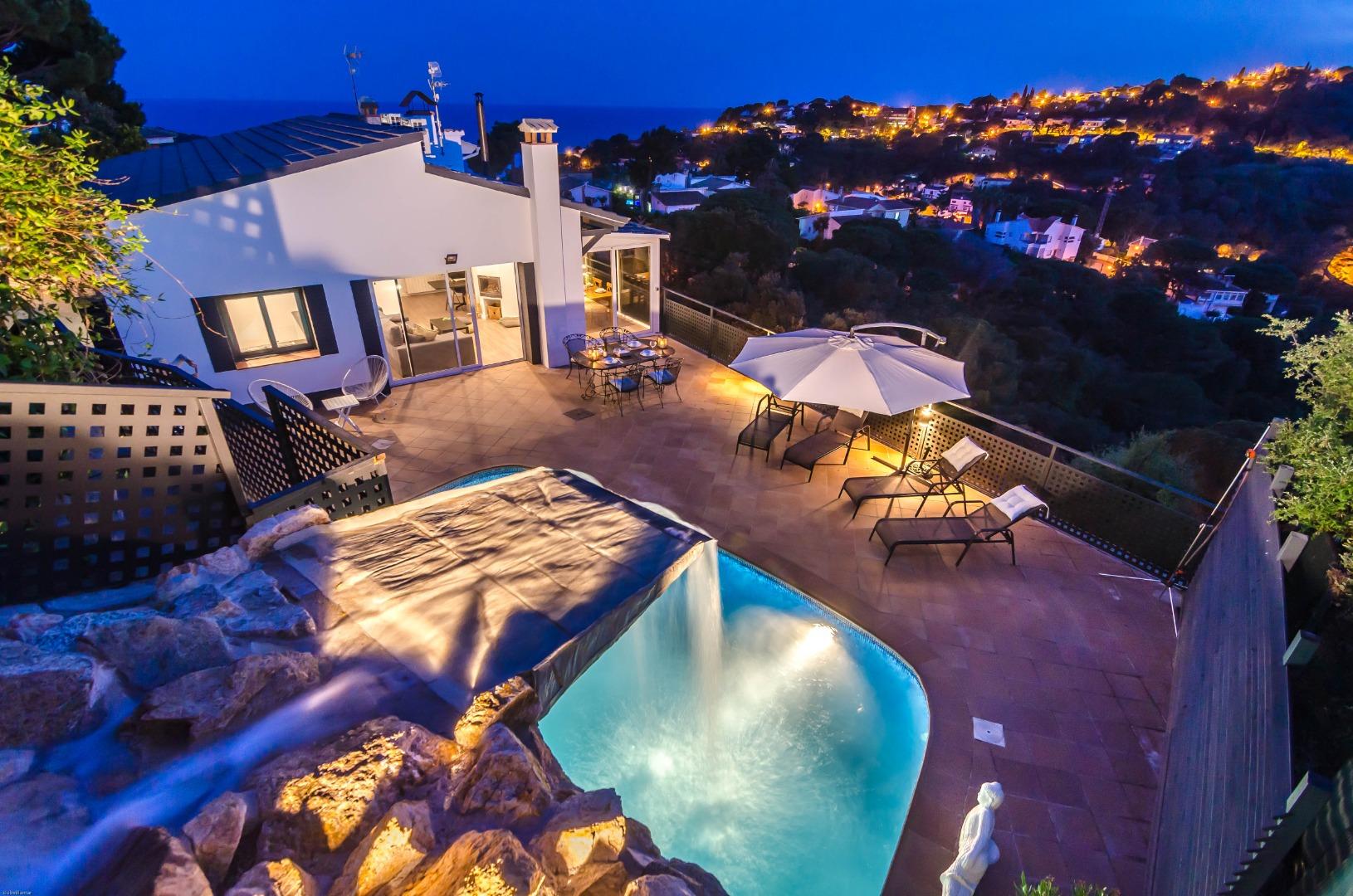 Villa Pippa,Lloret de Mar,Costa Brava #1