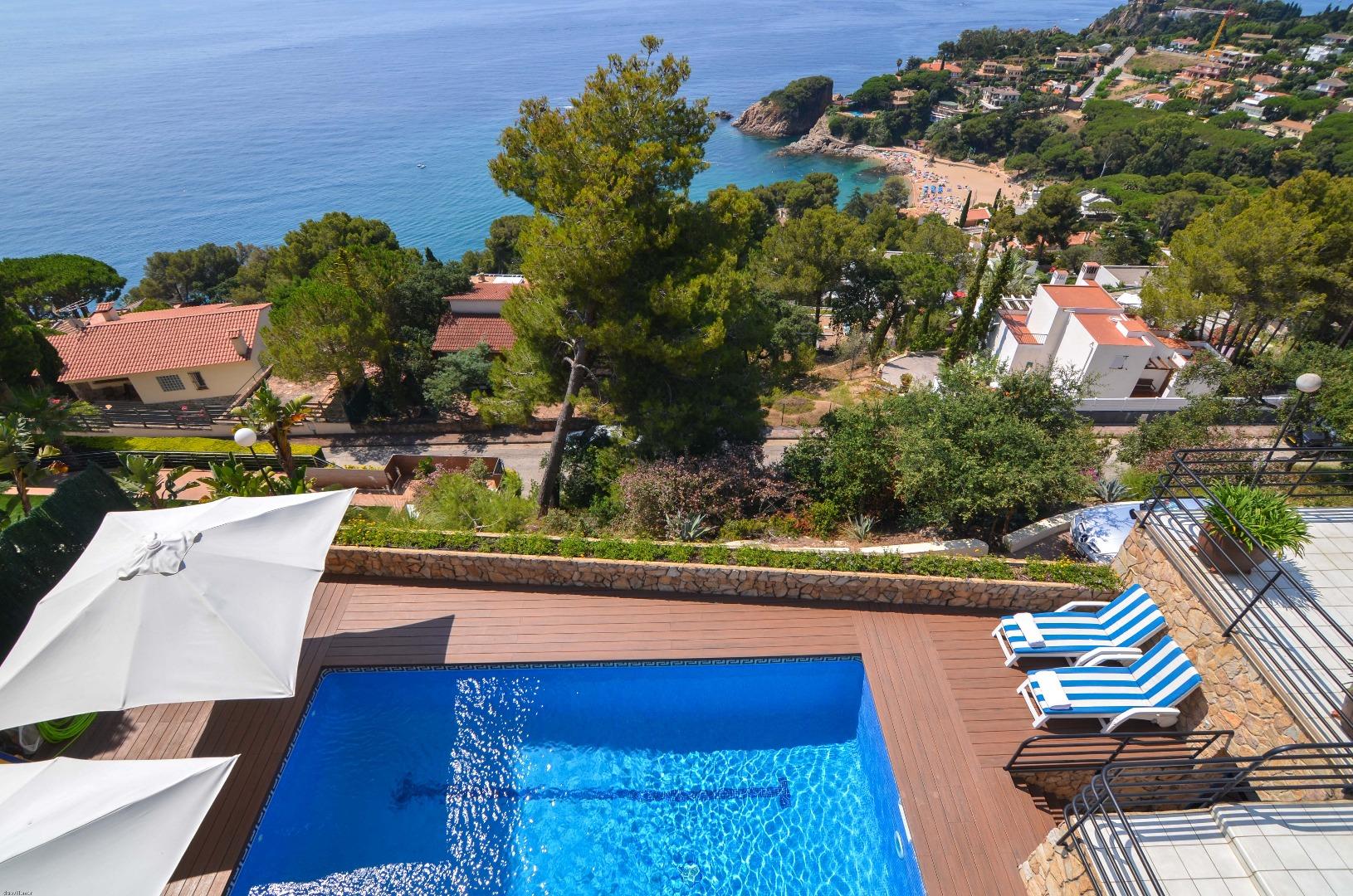 Villa Heaven,Blanes,Costa Brava #1
