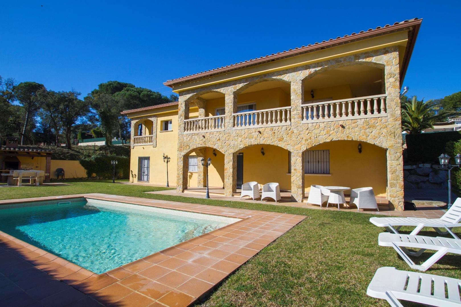 Villa Zora,Calonge,Costa Brava #1
