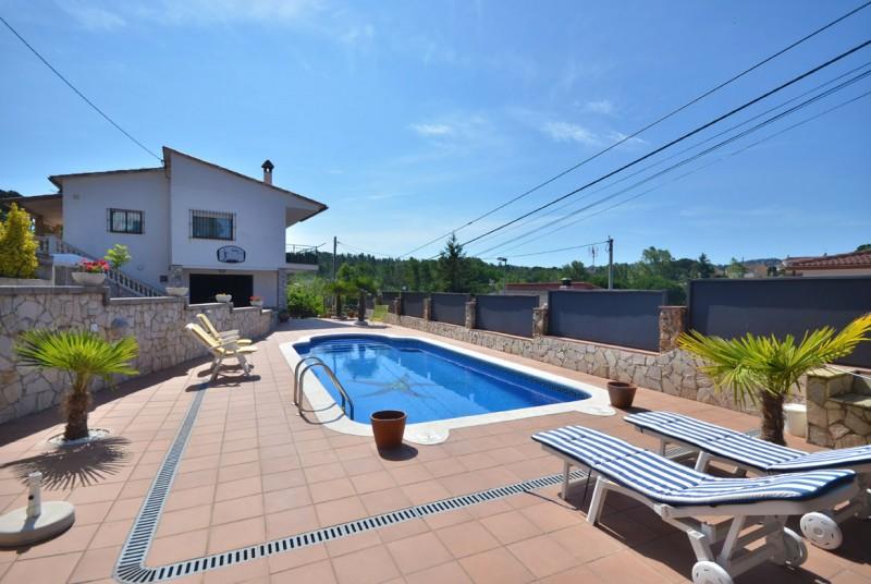 Villa Splash,Vidreres,Costa Brava #1