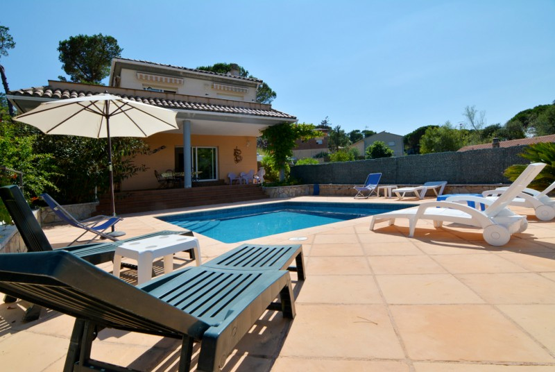 Villa Le Lac,Lloret de Mar,Costa Brava #1