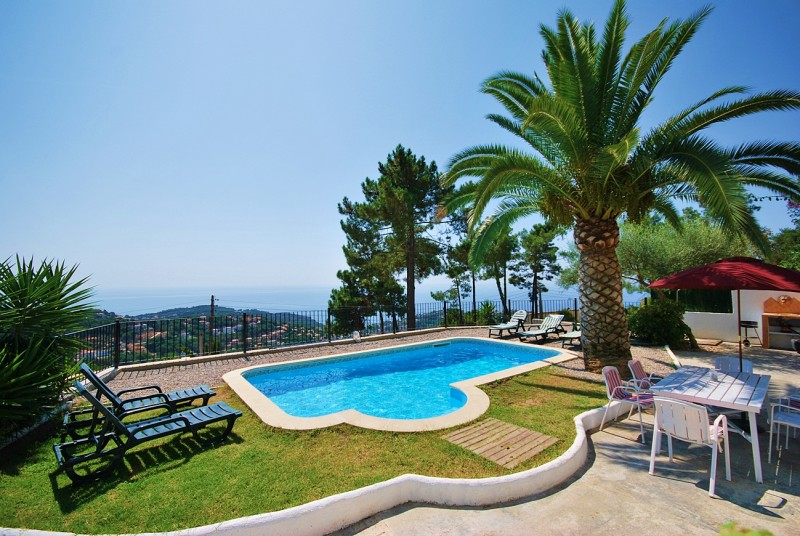 Villa Apartment Venia,Lloret de Mar,Costa Brava #1